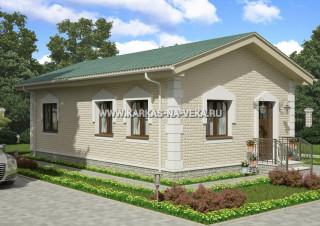 Каркасные дома проекты фото и цены недорого: одноэтажные