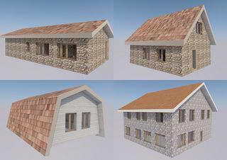 Проекты каркасных домов до 100 кв.м: все проекты